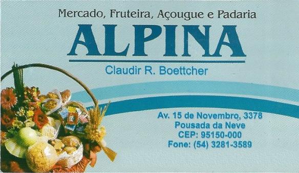 MERCADO ALPINA