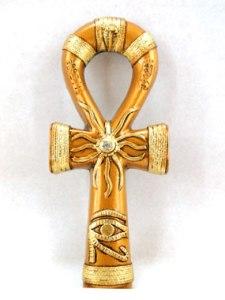 Cruz egipcia: o homem iluminado pelo trabalho espiritual