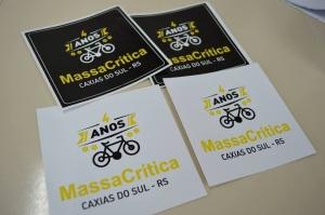 Em crescimento o grupo bicicletário de Caxias...