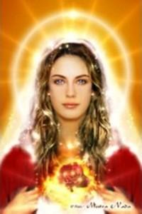 Mestra Nada: representante sagrada do Raio Rubí do mais perfeito Amor