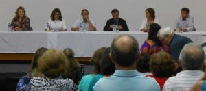 Autoridades municipais, estaduais e federais prestigiaram a conferência