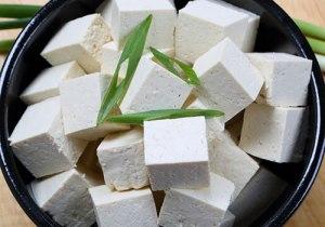 TOFU: queijo sem lactose