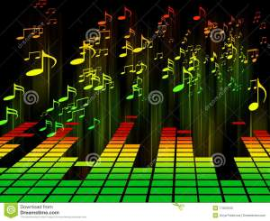 O som, a música e o  volume: fazem bem, são inertes ou fazem mal.