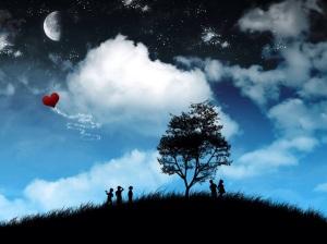 O Amor está em todo o universo: Somente o utiliza quem sintoniza com ele...