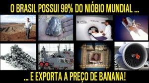 O DE SEMPRE: ALGUNS PODEROSOS ESTRANGEIROS, PAGAM A ALGUNS CORRUPTOS DA NAÇÃO INDÍGENA VERDE AMARELA...