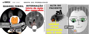MALUQUINHOS ROBÓTICOS DEFENDEM A SAÚDE DO SEU FILHO...