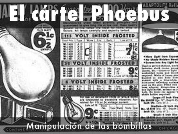 cartel phoebus