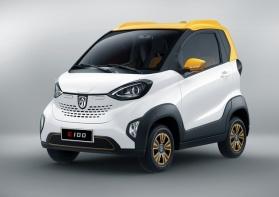 carro E Baojun E100